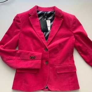 Brooks and Brothers 346 Pink Jacket Size 4